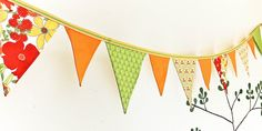 Spring Flag Banner - Reusable Party Investment, I like