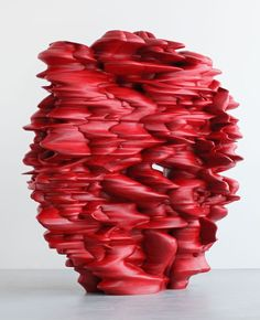 Tony Cragg.    Website Via