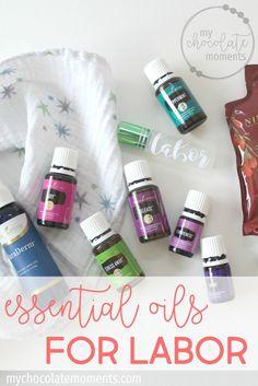 essential oils for labor