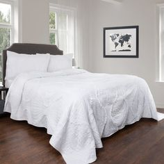Sleep Safe Premium Mattress Protector In White Dorms Pinterest