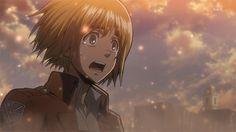 Attack on Titan: Armin Attack On Titan Episodes, Watch Attack On Titan, Attack On Titan Anime, Mikasa, Armin Snk, Anime Meme, Manga Anime, Mermaid Boy, Anime Reviews