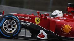 David Coulthard Sebastian Vettel must beat Ferrari F1 teammate Kimi Raikkonen in 2015