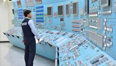 Cyber Security at Civil Nuclear Facilities: Understanding the Risks - Workers of Korea Hydro and Nuclear Power Co participate in an anti-cyber attack exercise at the Wolsong nuclear power plant in Gyeongju, South Korea. Photo by Korea Hydro and Nuclear Power Co via Getty Images.