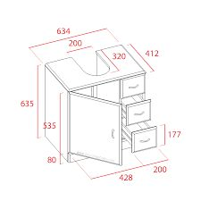 59 Ideas bathroom furniture sink drawers for 2019 Bathroom Furniture, Bathroom Interior, Diy Furniture, Pedestal Sink Storage, Bathroom Storage, Master Bedroom Bathroom, Small Bathroom, Bathroom Ideas, Bath Room