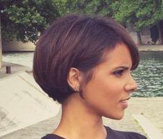My Summer Hair - Hair Halblang Summer Halblang - Hair Beauty Short Hair Cuts For Women, Short Hair Styles, Corte Y Color, Short Bob Haircuts, Pixie Bob Haircut, Great Hair, Hair Day, Fine Hair, Hair Trends