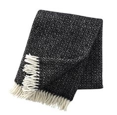 Klippan Stella Lambs Wool Throws at Northlight Homestore