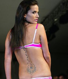 Sophie Anderton Tattoo Pictures