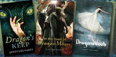 Cover Stories: In the Time of Dragon Moon — Melissa Walker