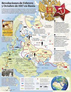 Revolución de 1917, Rusia
