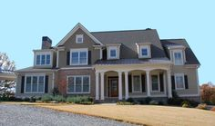 House Plan 009-00087 - Southern Plan: 4,416 Square Feet, 5 Bedrooms, 4.5 Bathrooms