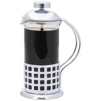 "Wyndham House™ 12oz French Press Coffee Maker Features stainless steel design, high boron glass, and mirror finish. Heat/cold resistant. Dishwasher safe. Measures 4-3/4"" x 7-1/4"" x 3-1/2"". Gift boxed.  Current Price: $3.86 Regular List Price: $27.81 Savings: 86.1% Check it out at: http://topshopusa.zhuncity.com/store/product/wyndham-housetrade-12oz-french-press-coffee-maker"