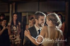 First dance with David and Amy. New Zealand #wedding #photography. PaulMichaels of Wellington http://www.paulmichaels.co.nz/