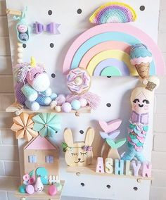 """Michellemumma 2Toby on Instagram: """"EPIC PEGBOARD... Restock this SUNDAY on all our products. . . . . . #thewoodennook #kidsdecor #kidsinterior #kidsdesign #kidsbedrooms #pasteldecor #pastels #pastelinspo #woodendecor #wooddecor #woodwork #supportlocal #supportsmall #perthbusiness #rainbows #rainbowshelf #mermaids #mermaidtails #pastelrainbow #pegboard #kmartpegboard #kidsletters #garland #crochet #papercrafts #donutdecor #bunny #glitterbows"""""""