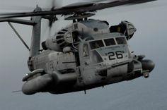 U.S. Marine Corps CH-53 Sea Stallion