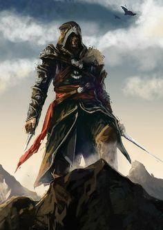 O que dizer desse jogo que vem de um legado desde de seu primeiro sucesso! Assassins Creed Revelations pra mim é um dos melhores jogos da série que já joguei! Gostou? Siga-me!