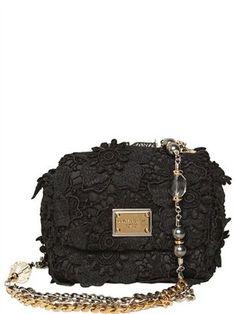 ShopStyle: Dolce & Gabbana - Miss Charles Shoulder Bag