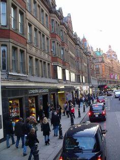Sreets of London
