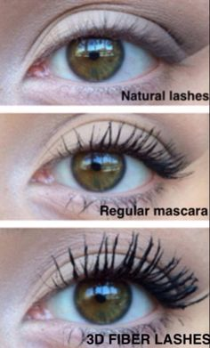 23c5282d604 Younique's 3D Fiber Lashes - no falsies - no glue! It's quick and easy to