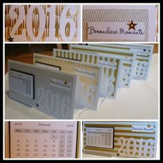 Kreatives aus Papier Stampin Up Kalender
