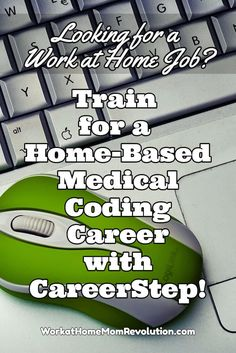 Are you looking for a work at home job that's in demand one you can train online for in less than one year? Consider home-based medical coding! Learn how to create your own online business. Make money Fast and Easy. Medical Coding Training, Medical Billing And Coding, Medical Coding Certification, Work From Home Moms, Make Money From Home, Medical Coder, Medical Careers, Legitimate Work From Home, Writing Jobs