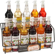 Coffee Syrup Assortment of Flavors by Java Momma