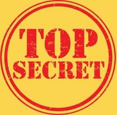 Top Secret Spy Party Printable - Design Dazzle #freepartyprintable #spyparty