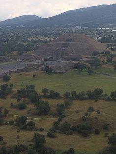 Pirámide de la luna #totihuacan #estadodemexico