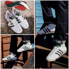 The awesom looking @adidas /// x @cpcompanyuk Italia Spzl dropping 14/10 on #EndClothing 🔥🇮🇹 Vans Old Skool, Adidas, Sneakers, Shoes, Fashion, Italia, Tennis, Moda, Slippers