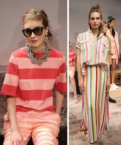 J. Crew Goes Back to Basics for Spring 2016, Scores Big with Stripes from InStyle.com