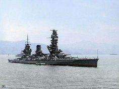 IJN battleship Fuso. 大日本帝国海軍戦艦-扶桑