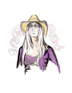 """For Sale: Cowgirl by Kathleen Ney 