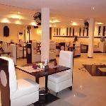 Ratatouille a beautiful fusion restaurant on Tamblingan in Sanur Bali