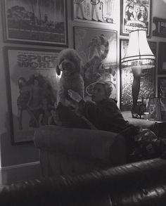 ◽️Hayley and her dog Alfie◾️