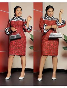 20 New African Print Dresses : Super Cute Styles for Fashion Divas. Hello ladies, Hope you are set for this new African print dresses . Check out the top amazing short gowns, long gowns that are trending this Ankara Dress Styles, Trendy Ankara Styles, Ankara Gowns, African Print Dresses, African Dress, Ankara Blouse, Ankara Skirt, African Prints, African Fashion Ankara