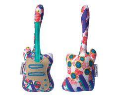 Chocalho Bell Air na cor que você preferir, veja nossa coleção!!!! Tutete.com #kids #guitarra #bebé