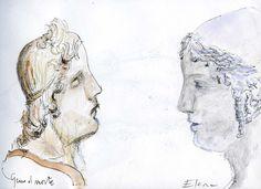 Il genio della morte e Elena Canova