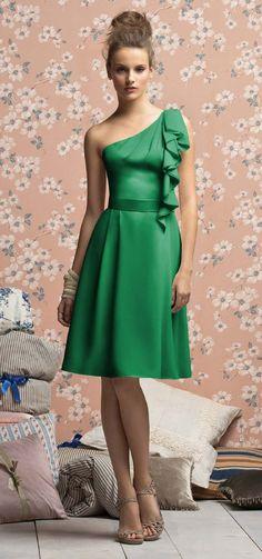Lela Rose Bridesmaid Dresses - Style 140XX - Renaissance Satin   Weddington Way at Weddington Way ~ Bridesmaid Dress Shopping Made Simple and Social, $240