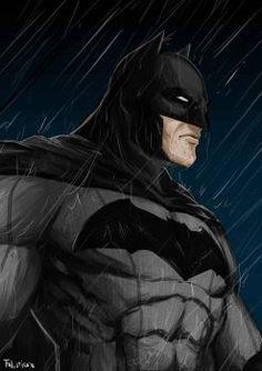 Batman V Superman by Faluotico