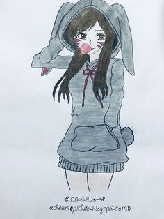 27 Best رسم بنات انمى Images Blog Posts Art Anime