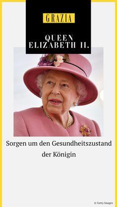 Trotz ihres hohen Alters nimmt Queen Elizabeth II. ihre royalen Verpflichtungen wahr und feiert nächstes Jahr bereits ihr 70. Thronjubiläum. Nun muss die 95-Jährige jedoch aus gesundheitlichen Gründen kürzertreten... #grazia #grazia_magazin #queenelizabeth #dieroyals