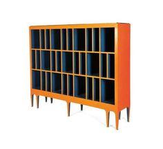 Libreria moderna / in legno / laccata Grand: BC 408 CAUMONT INTERIORS