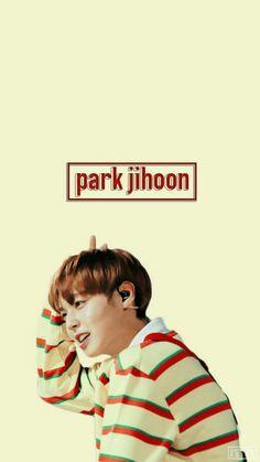 #WannaOne #WannaOneWallpaper #Produce101 #ParkJihoon Credit to owner Locked Wallpaper, Iphone Wallpaper, Kpop Backgrounds, Produce 101 Season 2, Lee Daehwi, Disney Characters, Jinyoung, Park, Taehyung