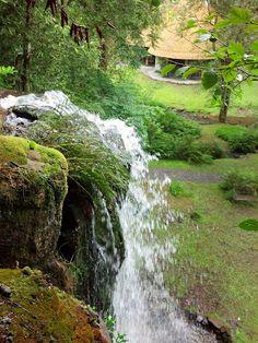 Kilfane Glen and Waterfall, Ireland