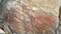 Datan en Altxerri las pinturas rupestres más antiguas de Europa