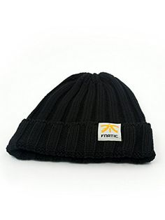5cf9e09fad4 Grey   Black Thinsulate Unisex Chunky Beanie Hat One Size. See More. Fnatic Knitted  Beanie Hat