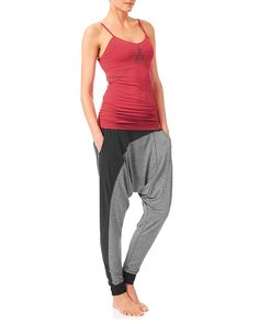 9412f230dff What to wear for Yoga. Mukha Yoga Cami - MangaRosaRed
