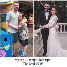 Jennifer Ginley-Hagan Who Lost 135lbs Gives Her 10 Top Weight Loss Tips!