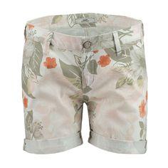 a2face7bbe1b MAVI - Shorts mit Muster ▻ Die Shorts von MAVI inspiriert mit floralem  All-Overprint