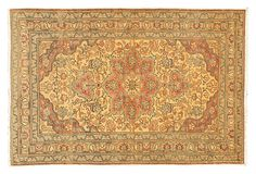 "Wish it could be a larger area rug for the LR One Kings Lane - Hereke, 5'10"" x 3'10"""
