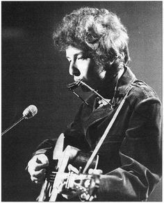 Bob Dylan. I've never known life without his music and I'm so thankful for that.